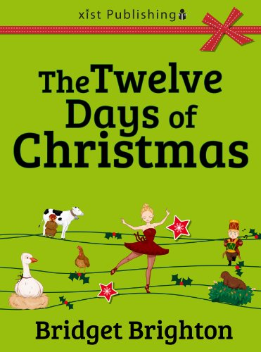 The Twelve Days of Christmas: A Christmas Counting Book (Xist Children's Books) (Five Rings Songs Gold Christmas)