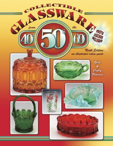 Collectible Glassware 40s 50s 60s product image