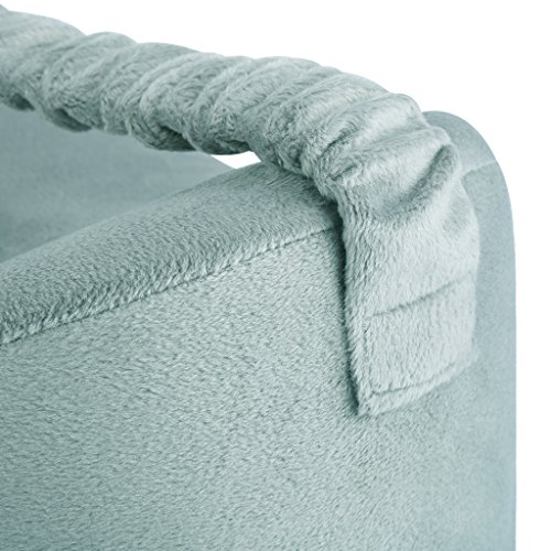 Langria Knee Pillows Memory Foam Leg Pillow With Elastic