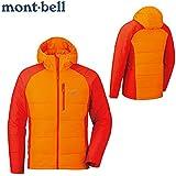モンベル mont-bell U.L.サーマラップ パーカ メンズ ジャケット インシュレーション ストレッチ 防寒 中綿 客注 (PUM):1101538