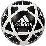 adidas Performance Glider Soccer Ball, Black/White, Size 4