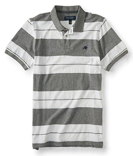 Aeropostale Mens Stripe Jersey Shirt