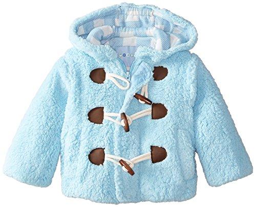 Toggle Sherpa Jacket, Blue, 18 Months ()