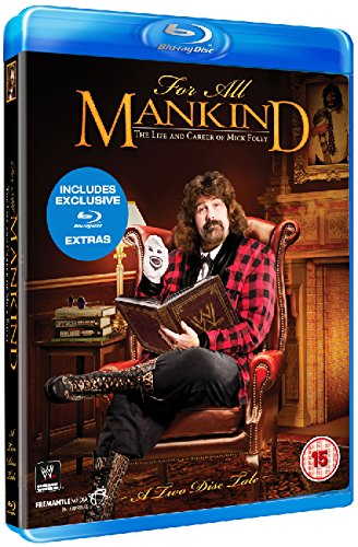 Wwe-For All Mankind: The Life & Career of Mick Fol [Blu-ray]