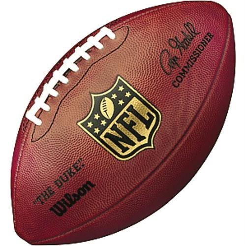Official NFL Game Football by Wilson