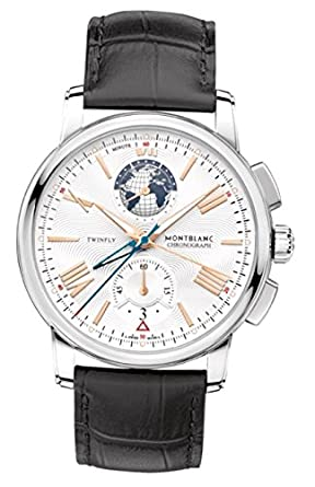 Montblanc 114859 montre mécanique homme