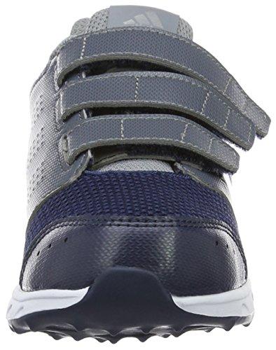 adidas Lk Sport 2 Cf K, Zapatillas de Deporte Exterior para Niños Azul (Maruni / Plamet / Gris)