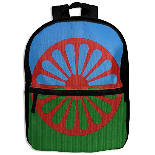Mystical Gypsy Little Personalized Printing Shoulders Kid Bag For Children School Kindergarten Backpacks With Zipper