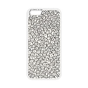 """Cats Customized Case for Iphone6 Plus 5.5"""", New Printed Cats Case"""
