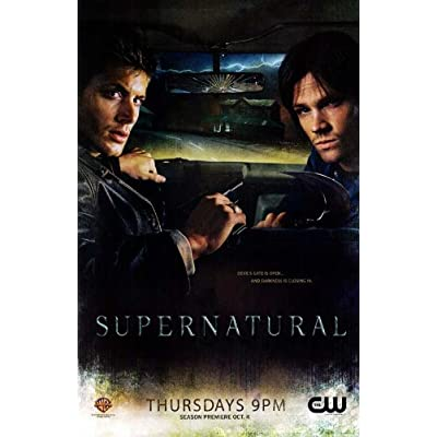 Incline Wholesale Posters Supernatural (TV): Toys & Games [5Bkhe1205417]