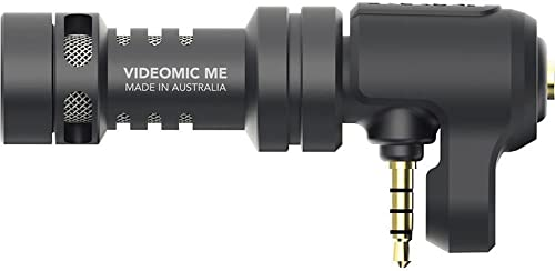Rode VideoMic Me Compact TRRS Cardioid Mini