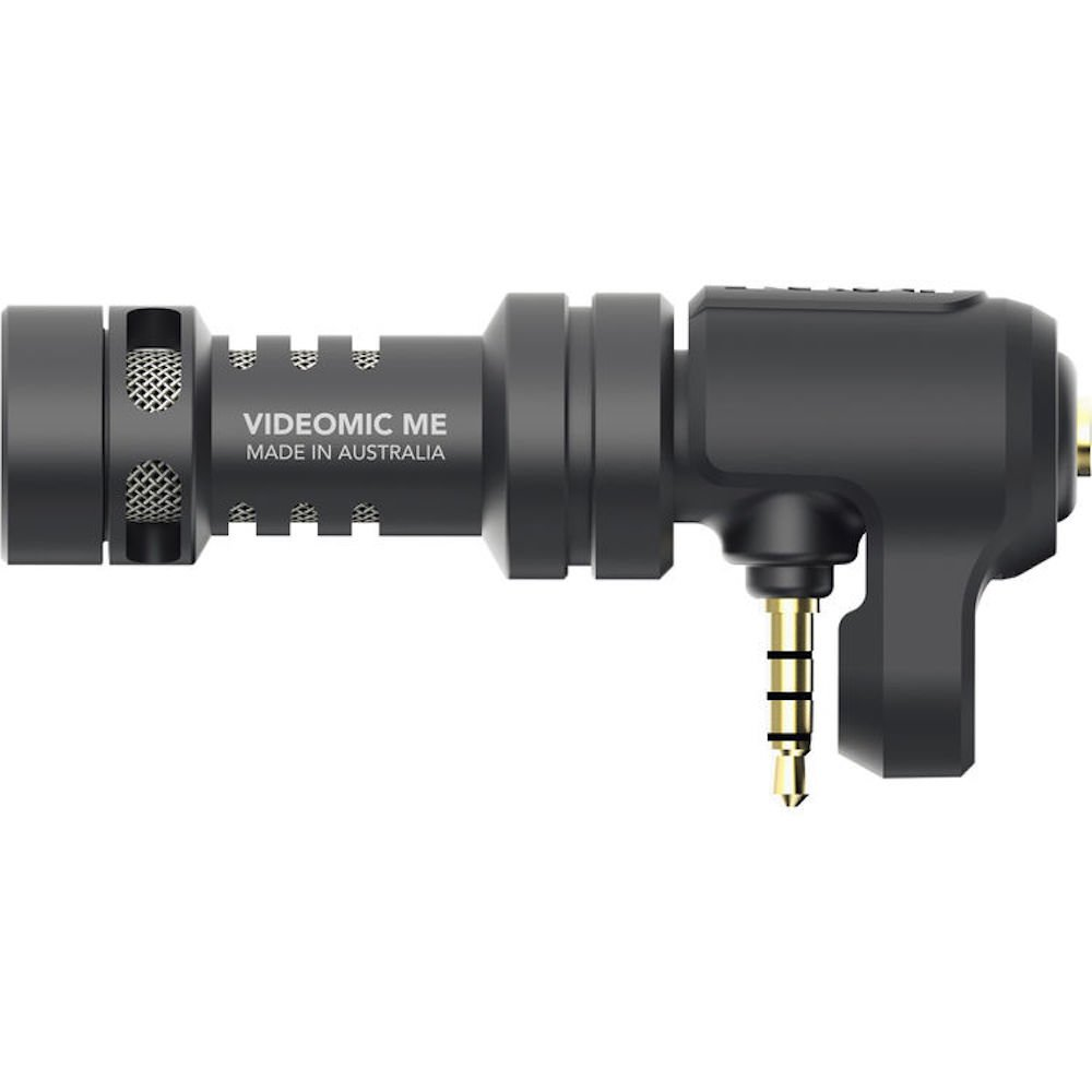 Rode VideoMic Me Directional Microphone for Smart Phones and Iphones by Rode