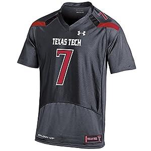 NCAA Texas Tech Red Raiders Replica Football Jersey