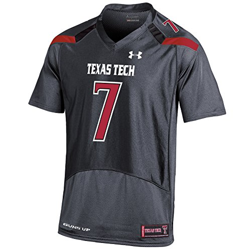 NCAA Texas Tech Red Raiders Replica Football Jersey