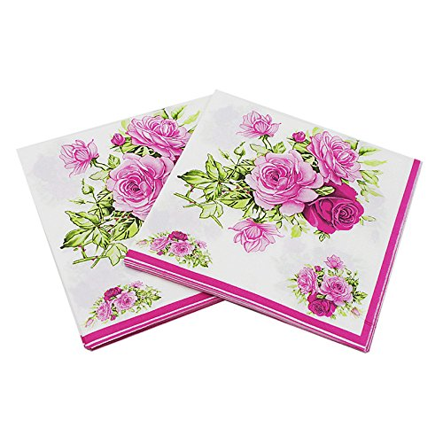 rose-paper-napkin-flower-festive-party-tissue-napkins-decoupage-33cm33cm-20pcspacklot