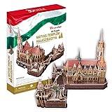 "CubicFun 3D Puzzle MC-Series ""Matthias Church - Budapest"""