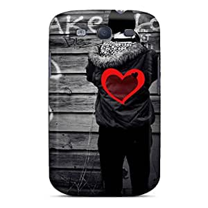 Top Quality Protection Make Love Case Cover For Galaxy S3