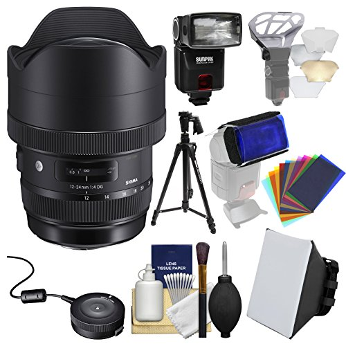 Sigma 12-24mm f4 DG HSM Art for Canon EOS - 3