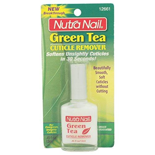 (Nutra Nail Green Tea Cuticle Remover, 0.45 Ounce)