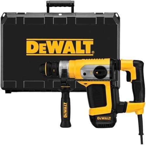 DEWALT Rotary Hammer, SDS, 1-1 8-Inch D25416K