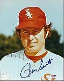 Ron Santo White Sox Signed Autographed 8x10 Photo Autograph Auto PSA/DNA Ad92445