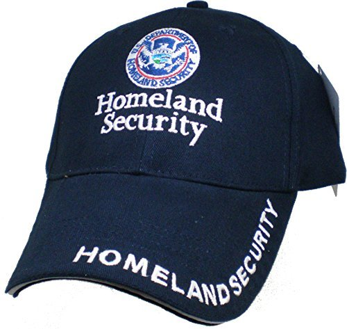 Wars and Operations Homeland Security Military Cap - Small OSFM