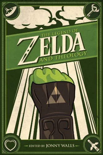 The Legend of Zelda and Theology by [Walls, Jonathan]