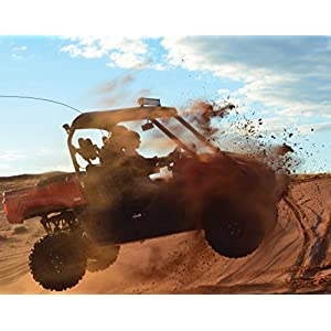 Mile Marker PE5000(es) UTV/Side-By-Side Premium Sealed Electric Winch - 5,000 lb. Capacity