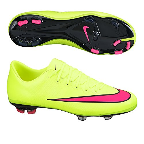 Nike JR Mercurial Vapor X sneakers Amarillo