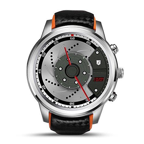 Reloj inteligente LEMFO Android 5.1, procesador MTK6580 Quad Core ...