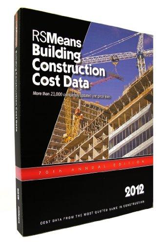 RSMeans Building Construction Cost Data 2012 (Means Building Construction Cost Data)