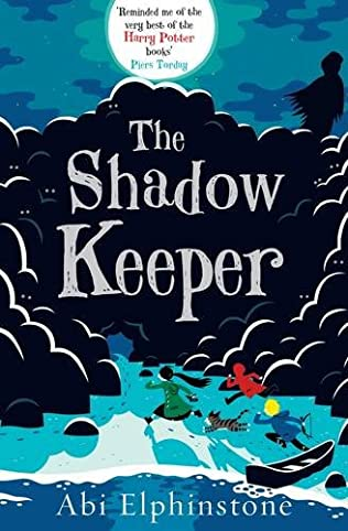 book cover of The Shadow Keeper
