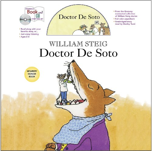 Doctor De Soto book and CD storytime set (Macmillan Young Listeners Story Time Sets) by Brand: Macmillan Young Listeners (Image #2)