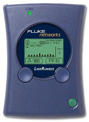 Fluke Networks LinkRunner Network Multimeter 100Mbps Network Link Testing Device