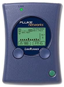 Amazon Com Fluke Networks Linkrunner Network Multimeter