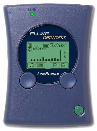 Fluke Networks Linkrunner Network Multimeter 100mbps