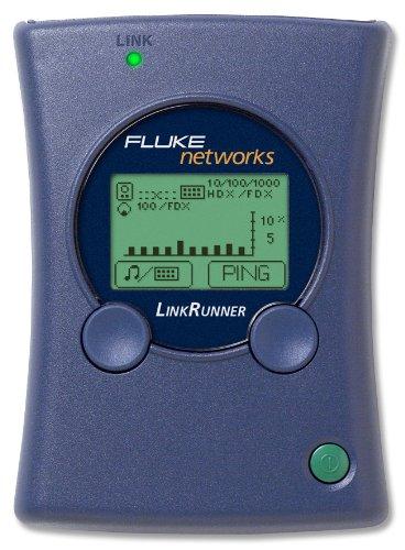 Fluke Networks LinkRunner Network Multimeter