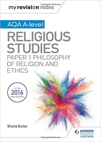 As and a level philosophy and ethics through diagrams (oxford.