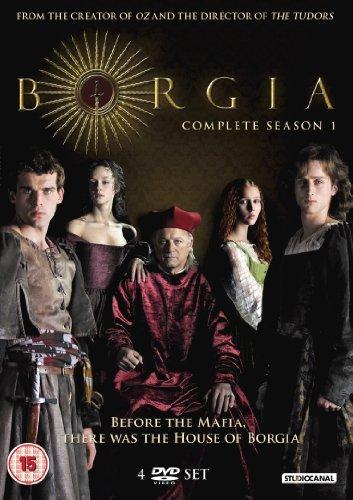 Borgia - Complete Season One [DVD] by Isolda Dychauk B01I06PWWQ
