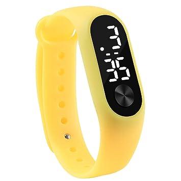 FGHFDX Reloj inteligenteFitness Tracker Sport Pulsera ...