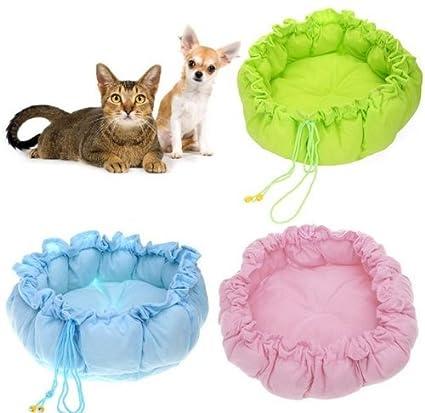 Nueva mascota cachorro alfombrilla de cama nido para perros perro de la perrera PP algodón Lovely