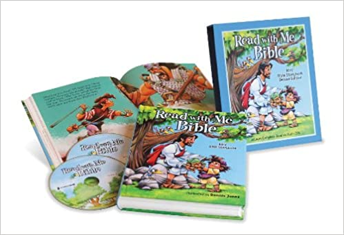 Read with Me Bible Deluxe Edition, NIrV Hardcover – February 5, 2013