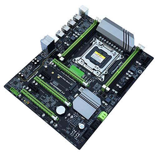 Loria X79T Desktop 2011 Pin CPU 4 Channel DDR3 Memory Motherboard M.2 SATA USB 2.0 USB 3.0 Interface