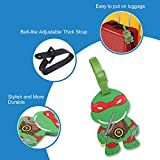 Finex 4 Pcs Set Cartoon Characters Silicone Travel