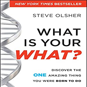 What is Your WHAT? Audiobook