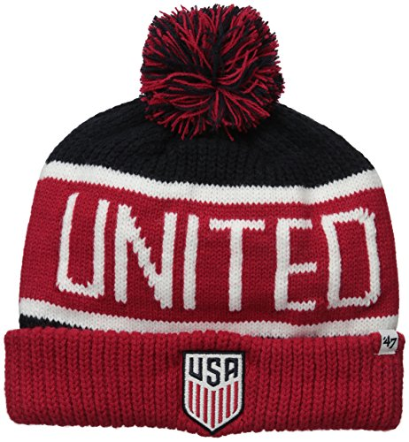 World Cup Soccer Men's Calgary Cuff Knit Hat