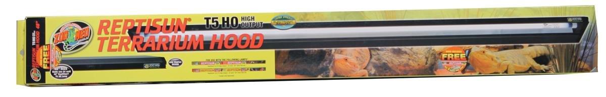 Zoo Med 26055 Reptisun T5-Ho Terrarium Hood, 48''