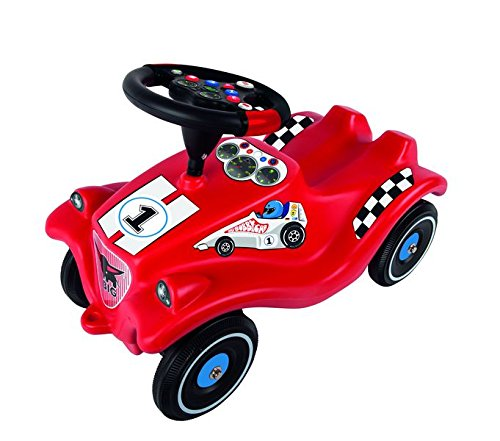 Bobbycar Vergleich - Big Bobby-Car Racing, Limited Edition 2015