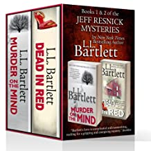 The Jeff Resnick Mysteries Volume I (Murder On The Mind and Dead In Red) (The Jeff Resnick Mystery series Book 1)