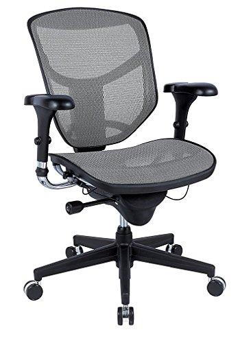 WorkPro Quantum 9000 Series Ergonomic Mesh Mid-Back Chair, G